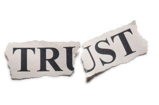 Trusting people